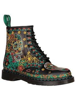 dr-martens-1460-skull-ankle-boots-multi