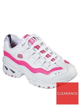 skechers-energy-over-joy-trainers-whitepink