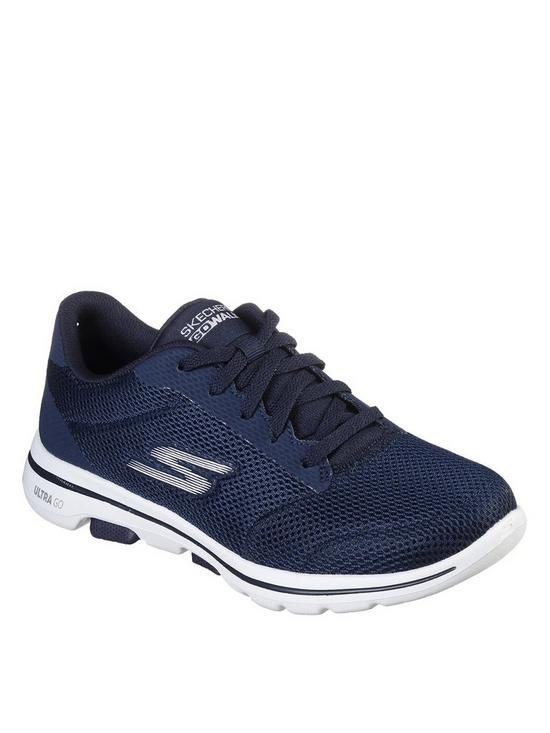 f3368f1f233 GOwalk 5 Lucky Trainers - Navy