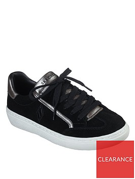 skechers-goldie-pop-shine-trainers-black