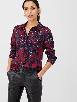 v-by-very-longline-button-through-shirt-print