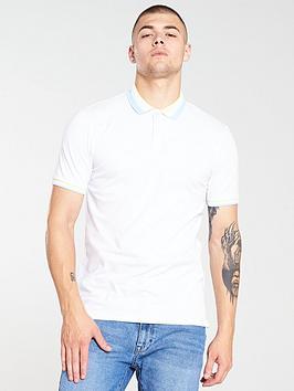 v-by-very-colour-block-collar-polo-shirt-white