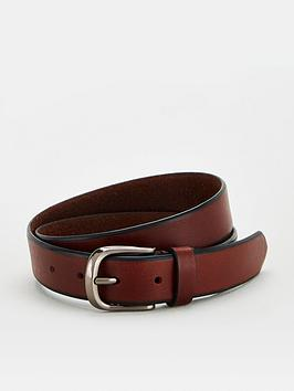 v-by-very-smart-slim-leather-belt-tan