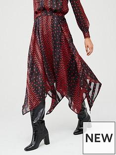 v-by-very-burnout-stripe-asymmetric-skirt-print