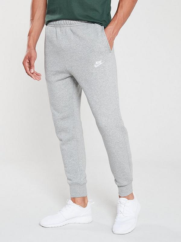 Papá principal comprender  Nike Sportswear Club Fleece Joggers - Dark Grey | very.co.uk