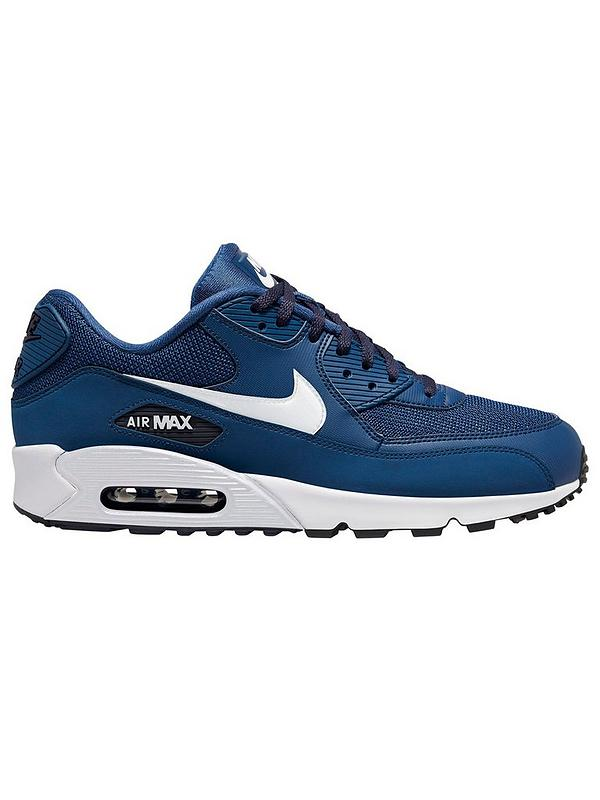 Air Max 90 Essential BlueWhite