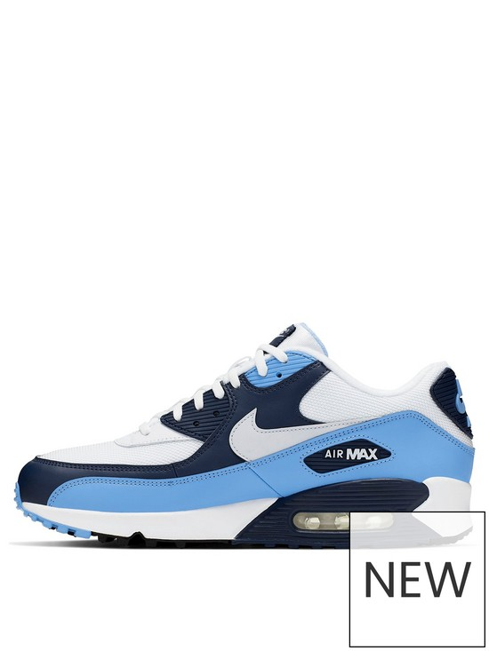 huge discount f2f51 750eb Air Max 90 Essential - Navy/White
