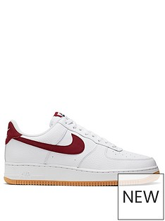e188b27f99a74 Nike Air Force 1   Mens Air Force 1 Trainers   Very.co.uk