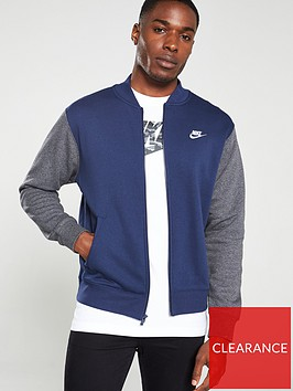 nike-sportswear-club-fleece-bomber-jacket-blue