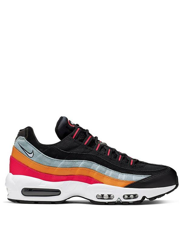 cheap wholesale sales latest discount Air Max 95 Essential - Black/Blue/Red