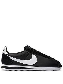 nike-cortez-basic-nylon-blackwhite