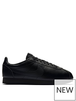 nike-cortez-basic-leather-black