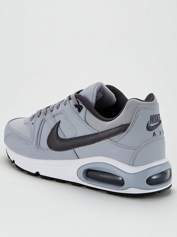 Air Max Command Leather GreyBlack