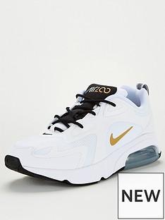 nike-air-max-200-whitegold