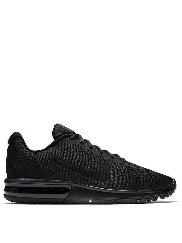authorized site official photos wide range Air Max Sequent 2 - Black