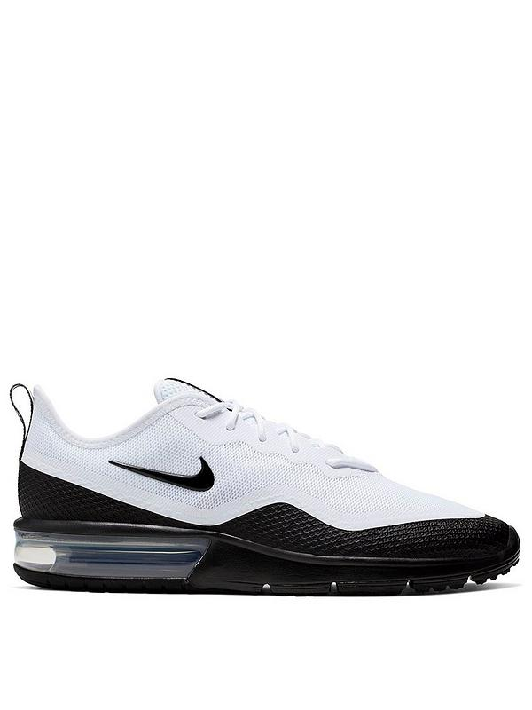 Air Max Sequent 4.5 WhiteBlack