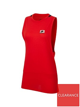 nike-dry-training-tank-red