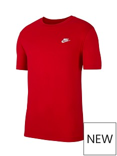 nike-sportswear-club-t-shirt-red