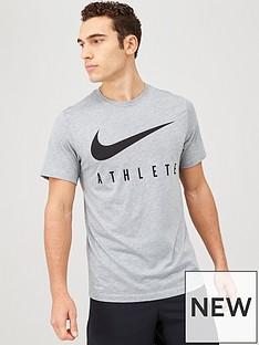 nike-dry-athlete-training-t-shirt-dark-grey