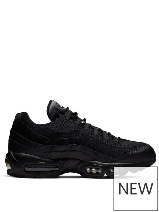 super popular d5b3f 09a0b Nike Air Max 95 Essential - Black