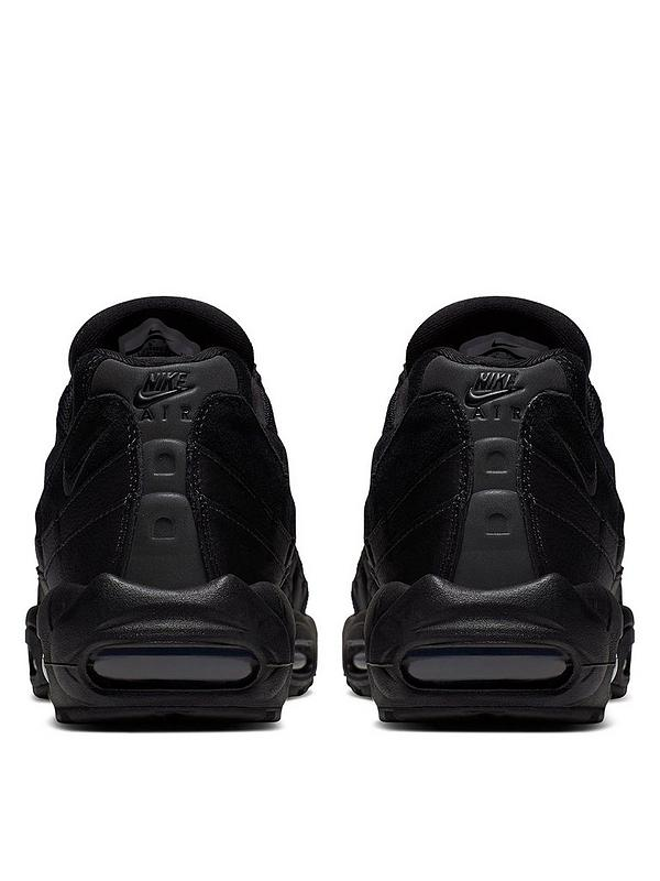huge selection of e92c0 b6a0e Air Max 95 Essential - Black