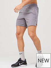 5f293294006a9 Nike Challenger 7 Inch Running Shorts - Grey