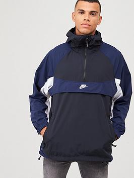 nike-sportswear-re-issue-woven-hooded-jacket-blackwhite
