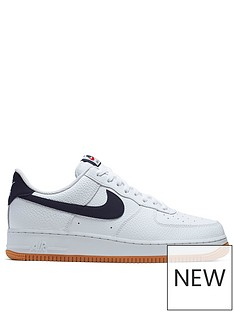 c1036142ea6fa Nike Air Force 1 | Mens Air Force 1 Trainers | Very.co.uk