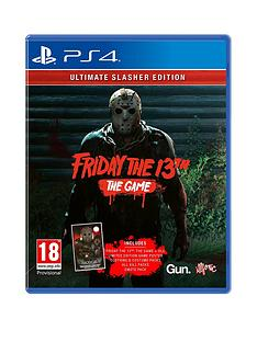 playstation-4-friday-the-13th-ultimate-slasher-edition