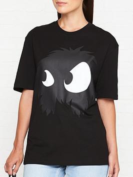 mcq-alexander-mcqueen-monster-short-sleeve-t-shirt-black