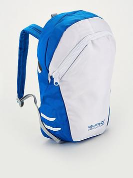regatta-zephyr-animal-shark-backpack-blue