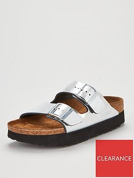 birkenstock-papillio-arizona-platform-sandals-metallic-silver