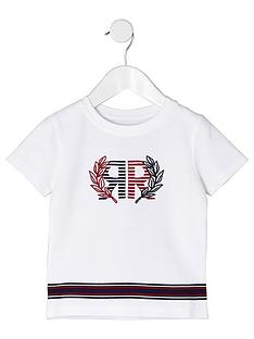 river-island-mini-mini-boys-ri-pique-t-shirt-white