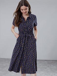 joules-winslet-print-shirt-dress-navynbsp