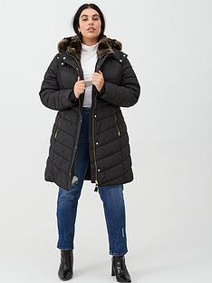 joules-cherington-longline-padded-coat-with-detachable-hood-black
