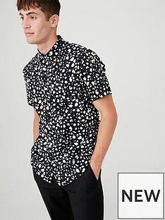 v-by-very-pattern-print-party-shirt-blackwhite