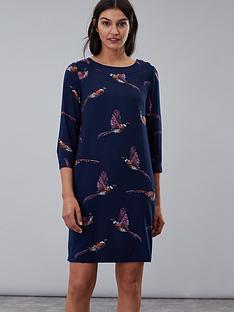 joules-daisy-woven-dress