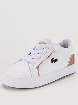 lacoste-infant-lerond-319-2-trainers-whitepink