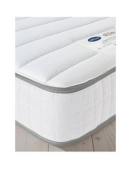 Silentnight Kids 600 Pocket Eco-Friendly Mattress - Small Double - Medium