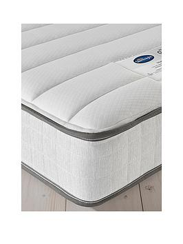 Silentnight Kids Miracoil Sprung Eco-Friendly Mattress - Small Double - Medium Firm