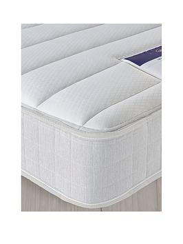 Silentnight Kids Traditional Sprung Eco-Friendly Mattress - Small Double - Medium Firm