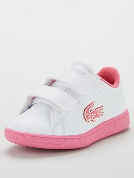 lacoste-infant-carnaby-evo-319-trainers-whitepink
