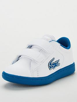 lacoste-infant-carnaby-evo-319-trainers-whiteblue
