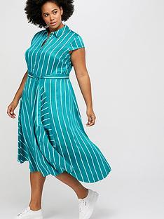 monsoon-curve-dallas-stripe-shirt-dress-tealnbsp