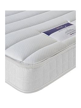 Silentnight Kids Bunk Bed Eco-Friendly Mattress - Medium Firm - Small Double