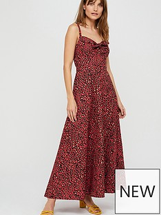 monsoon-monsoon-lily-animal-print-tie-front-midi-dress