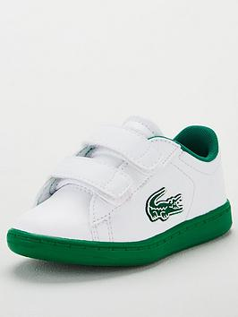 lacoste-infant-carnaby-evo-319-trainers-whitegreen