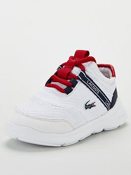 lacoste-infant-lt-dash-319-1-trainers-whitenavyred