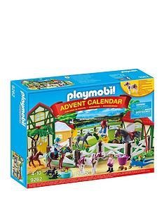 playmobil-playmobil-9262-advent-calendar-horse-farm-with-flocked-horse