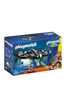 Playmobil PLAYMOBIL 70071 The Movie Robotitron with Drone